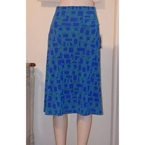 Lularoe Azure Skirt - NWT - XS